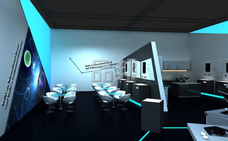 北斗星展览设计