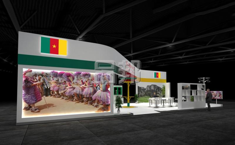 喀麦隆展览设计搭建