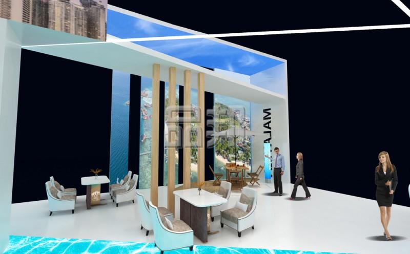 马来西亚展览设计