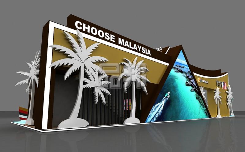 马来西亚展会设计