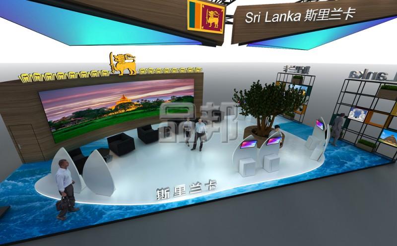 斯里兰卡展览服务