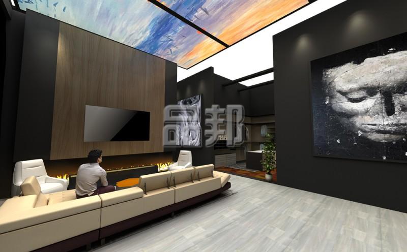 赫曼德展位设计