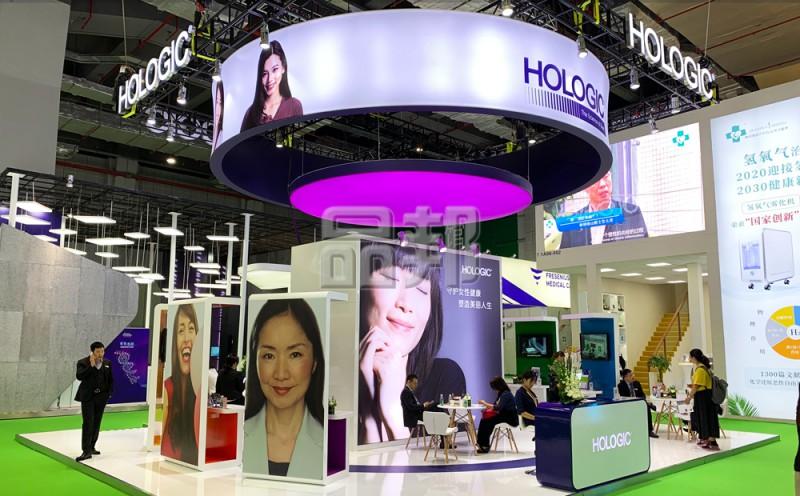 豪洛捷展览设计搭建