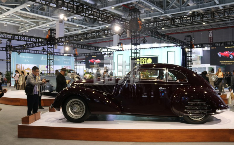 老爺車展覽設計搭建
