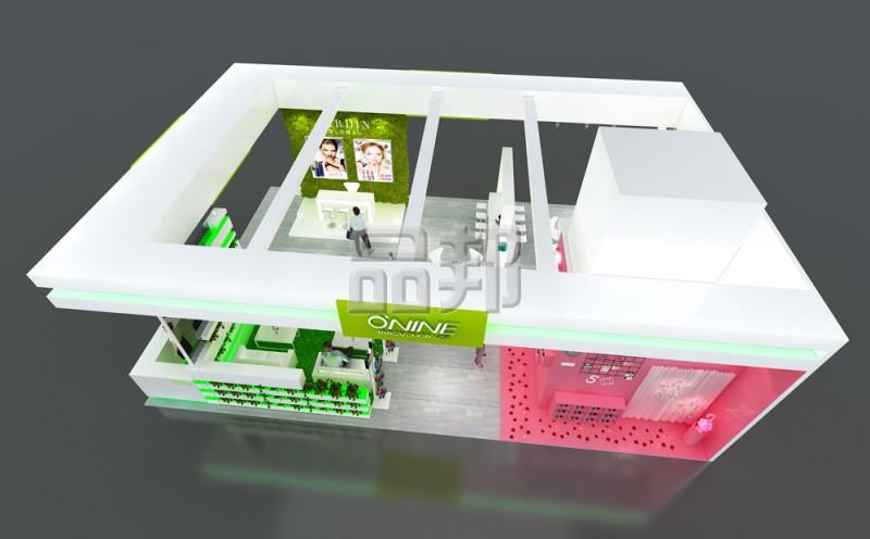 万化科技展览设计