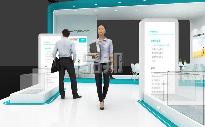 亚辉龙展览设计
