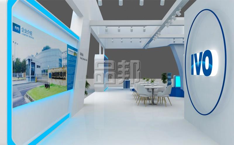 龙腾光电展会设计