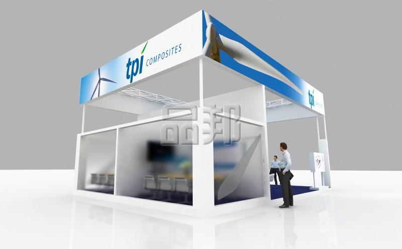TPI展览设计搭建